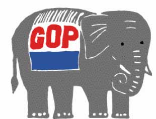 GOP: Origins of Term by Ilona Nickels